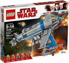 LEGO Star Wars Le Bombardier de la Résistance (75188)