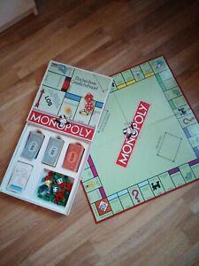 Monopoly Classic DM Version alte Ausgabe Parker 1985, komplett TOP
