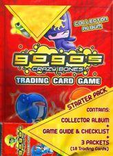 Crazy Bones Gogo's Series 1 Power Starter Pack