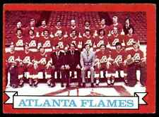 1973-74 O-Pee-Chee Atlanta Flames Team #92