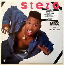 1989 - STEZO - TO THE MAX / IT'S MY TURN - FRESH RECORDS ORIGINAL PROMO - EPMD
