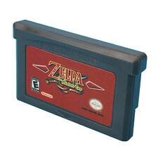 Game Card Legend of Zelda The Minish Cap  Child Gift Nintendo Game Boy Advance