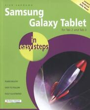 Samsung Galaxy Tablet in Easy Steps: For Tab 2 and Tab 3 (covers-ExLibrary