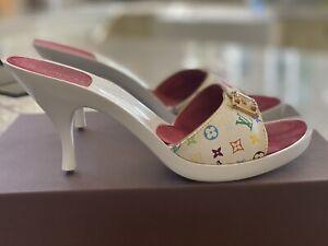 Louis Vuitton Shoes Mules Size 5/38