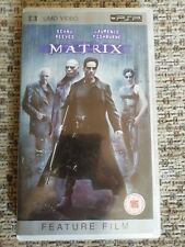 THE MATRIX UMD Movie Film Video Sony PlayStation Portable PSP