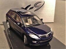 2007 Mazda CX9 SUV Zoom Zoom 1/43 Scale AUTOart 55951 Dealer Box ULTRA RARE