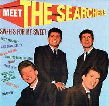 (CD) The Searchers - Meet The Searchers - Original Album (1963) (+ Bonus Tracks)