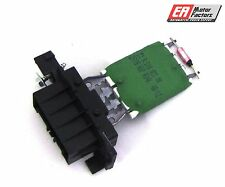 HEATER BLOWER RESISTOR MK2  PEUGEOT PARTNER  CITROEN BERLINGO (2008-on) 6480.55