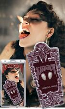 Small Sexy Deluxe Vampire Fangs Dracula Halloween Teeth SSK200 SCARECROW