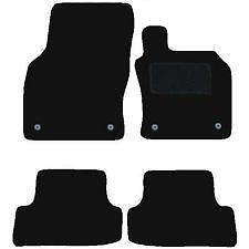 Audi A3 Tailored Car Mats 2012 Onwards - Black