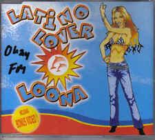 Latino Lover- Loona cd maxi single (Eurodance)