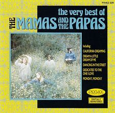 THE MAMAS & THE PAPAS : THE VERY BEST OF THE MAMAS & THE PAPAS / CD