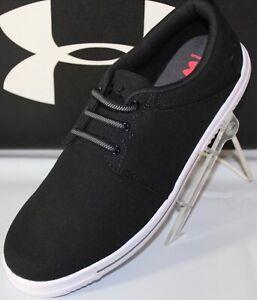 Under Armour UA Street Encounter IV Slides Mens Shoes, Black, 3022914 001