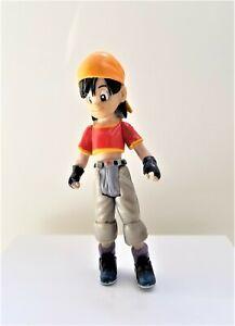 Dragon Ball GT JAKKS Pacific Pan Action Figure, Loose (2004)