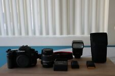 Canon EOS 7D Mark II (G) 20.2MP Digital SLR Camera - with EF-S 18-55mm Lens