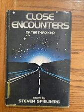 Close Encounters of the Third Kind Steven Spielberg 1st Bce Hc 1977 Horror Gift