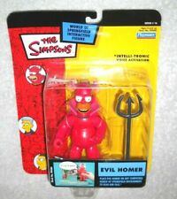 The Simpsons - Evil Homer (MOC) - 100% complete (Playmates)