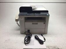 Canon FaxPhone L190 Monochrome Laser Multifunction Fax Machine 580 Page Count