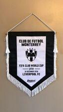 Monterrey v Liverpool FIFA Club World Cup Semi Final 2019 Pennant Galhardette