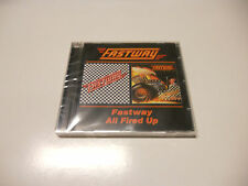 """Fastway """"Same & All fired up"""" 2000 BGO Records cd"""
