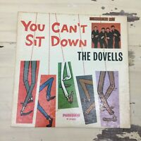 THE DOVELLS - You Can't Sit Down, Vtg 1963 Classic Pop Album LP Record, Parkway