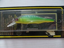 Artificiale Megabass X-80 Trick Darter Mat Tiger 80.5mm 10,5gr