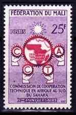 1960  MALI   Y & T  N° 9  Neuf *  AVEC CHARNIÈRE