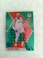 2019-20 Panini Mosaic Green Prizm Montrezl Harrell Los Angeles Clippers #98