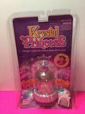 Rare MIB Krystal Princess Diamonds 1992 Snow globe Doll NRFB Playskool