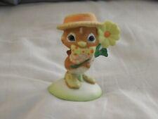 Vintage Spencer Sparrow, Esq. Bird Figurine, Euc