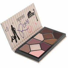 Coastal Scents Passport to Rome 10 Eyeshadow Makeup Palette, 3 Ounce, New