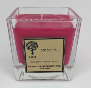 EROTIC SOY WAX, ECO WICK  CANDLE 250g