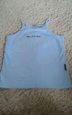 Neil Pryde Señoras Camiseta Pequeño Azul Sin Mangas