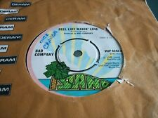 Bad Company,Feel Like Makin' Love/Wild Fire Women (Island 1975)