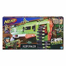 Nerf Zombie Strike RIPCHAIN Blaster & 25 Darts