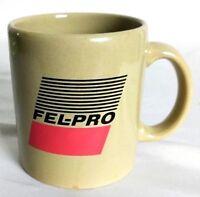 Vintage FEL-PRO Coffee/Tea Mug/Cup Waechtersbach W. Germany Tan