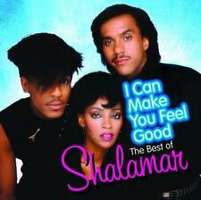 SHALAMAR I Can Make You Feel Good - The Best Of CD (SPECTRUM) CLASSIC SOUL DISCO