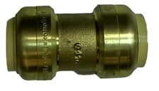 "3/4"" Push Fit Fittings Quick Connect Coupling Sharkbite-Style"