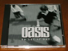 Oasis - Go Let It Out - 1 Track Usa Dj Promo Cd! Rare! Epic Esk-48194 creation