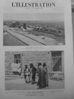 1925 1934 Druze Syria Cavalier Prisoner Damas 3 Newspapers