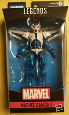 "Marvel Legends Mach-1 Avengers Gamerverse 6"" Figure No Abomination BAF"