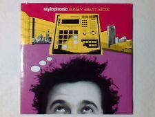 STYLOPHONIC Baby beat box cd singolo RARISSIMO