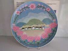 Rosenthal KÜNSTLERTELLER 15 Ivan Rabuzin Jede Blume ist eine kleine Sonne OVP