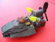 LEGO LITTLE BOAT ONLY SPLIT FROM 7780 KILLER CROC REF382
