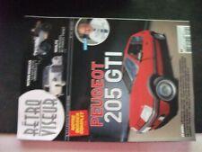 **se Revue Rétroviseur n°355 Peugeot 205 GTI - Fiat 128 Rallye 1973 -