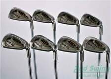 New listing Ping i3 Blade Iron Set 4-PW SW Steel Regular Right Black Dot 38.5in
