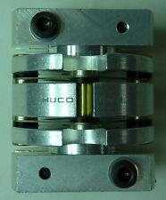 HUCO FLEX M COUPLING FLEX JOINT UNION CLAMP 10MM X 10MM SHAFT FLEXIBLE