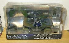 Halo Authentic NKOK RC Remote Control Warthog Master Chief Spartan Mark VI MIB