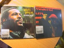 (2) MFSL SACD's Marvin Gaye What's Going On & Let's Get It On Sealed