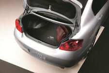 INFINITI OEM G25 G37 & Q40 TRUNK CAR MAT  999E3-JT000 BLACK CARPET ~ NEW